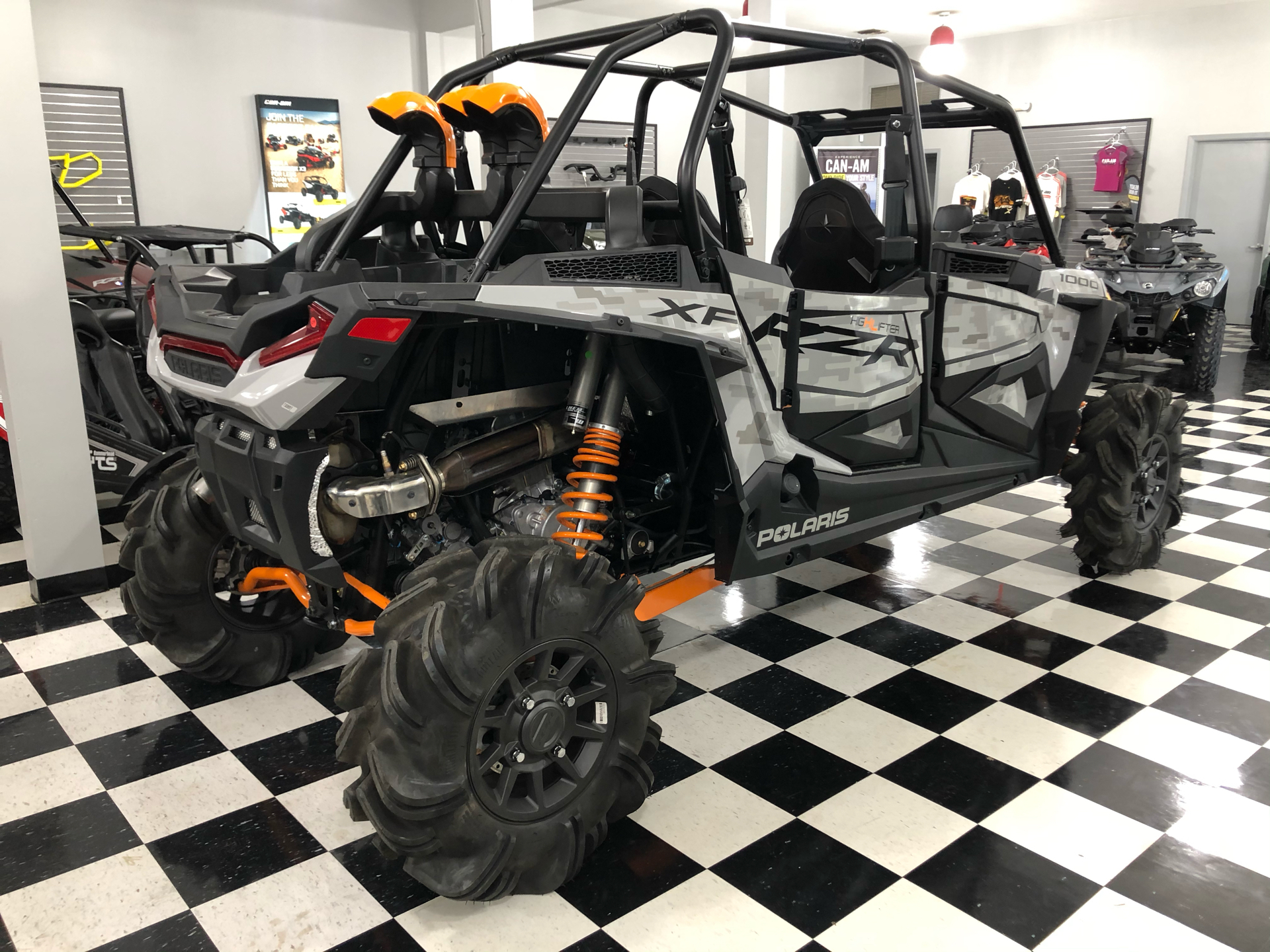 2021 Polaris RZR XP 4 1000 High Lifter in Lafayette, Louisiana - Photo 4