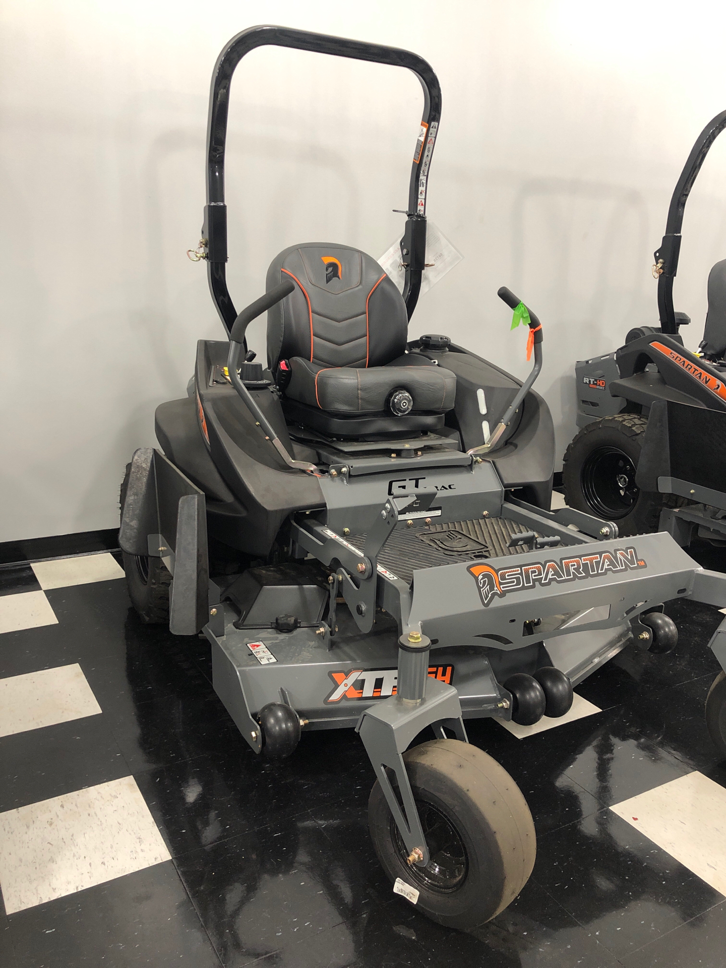 2020 Spartan Mowers RZ HD 54 in. Briggs & Stratton Commercial 25 hp in Lafayette, Louisiana - Photo 1