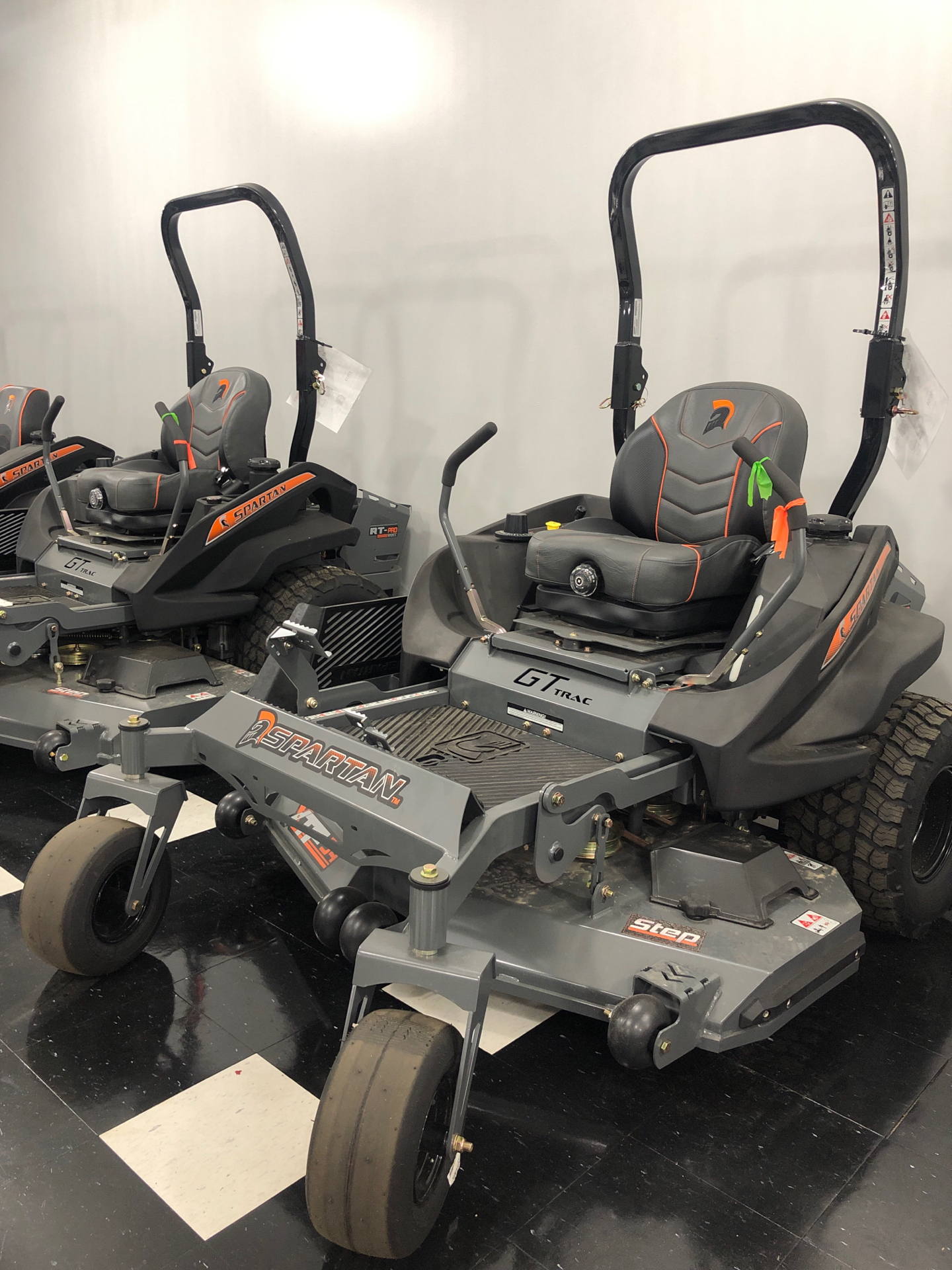 2020 Spartan Mowers RZ HD 54 in. Briggs & Stratton Commercial 25 hp in Lafayette, Louisiana - Photo 2