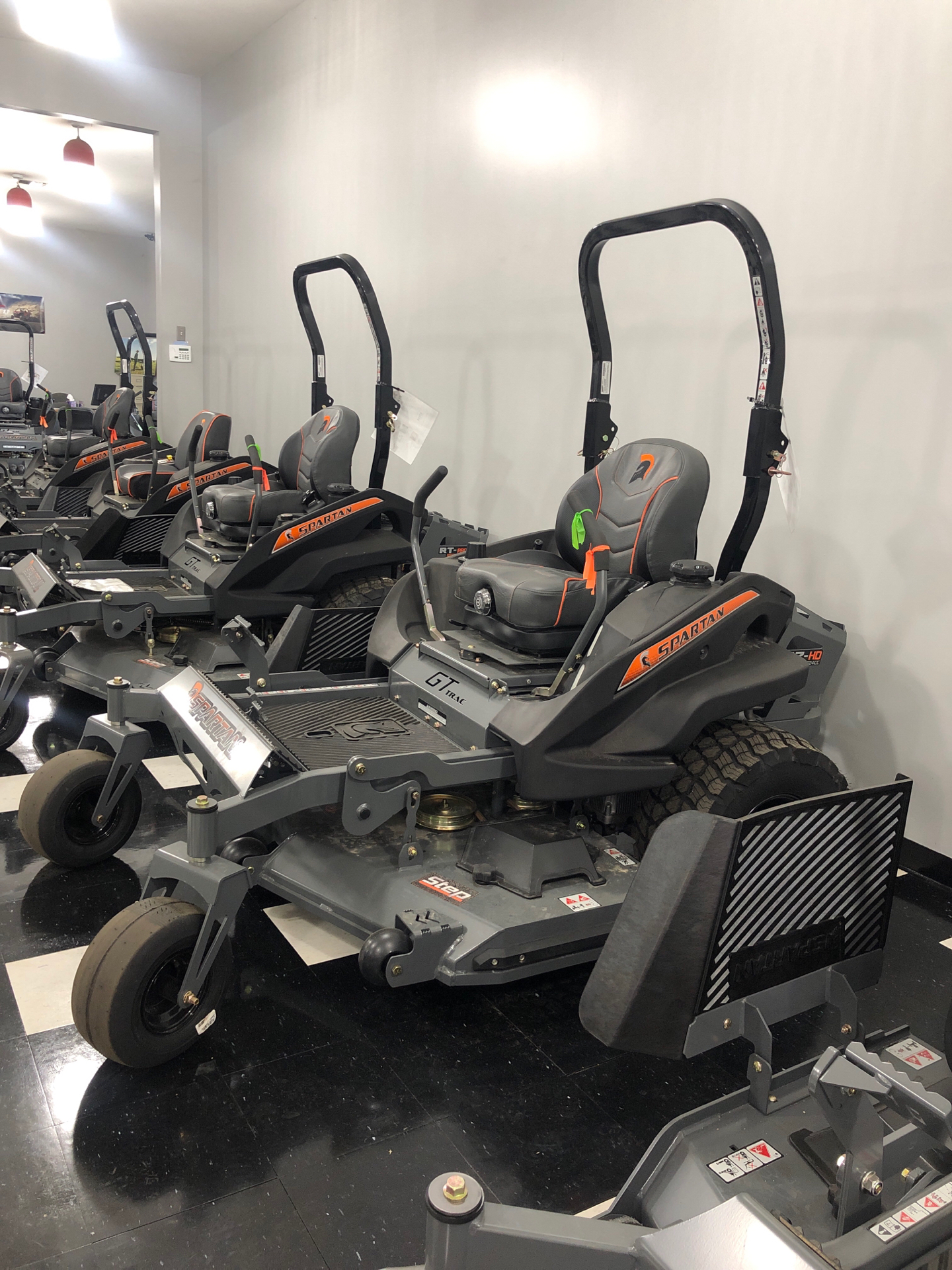 2020 Spartan Mowers RZ HD 54 in. Briggs & Stratton Commercial 25 hp in Lafayette, Louisiana - Photo 3