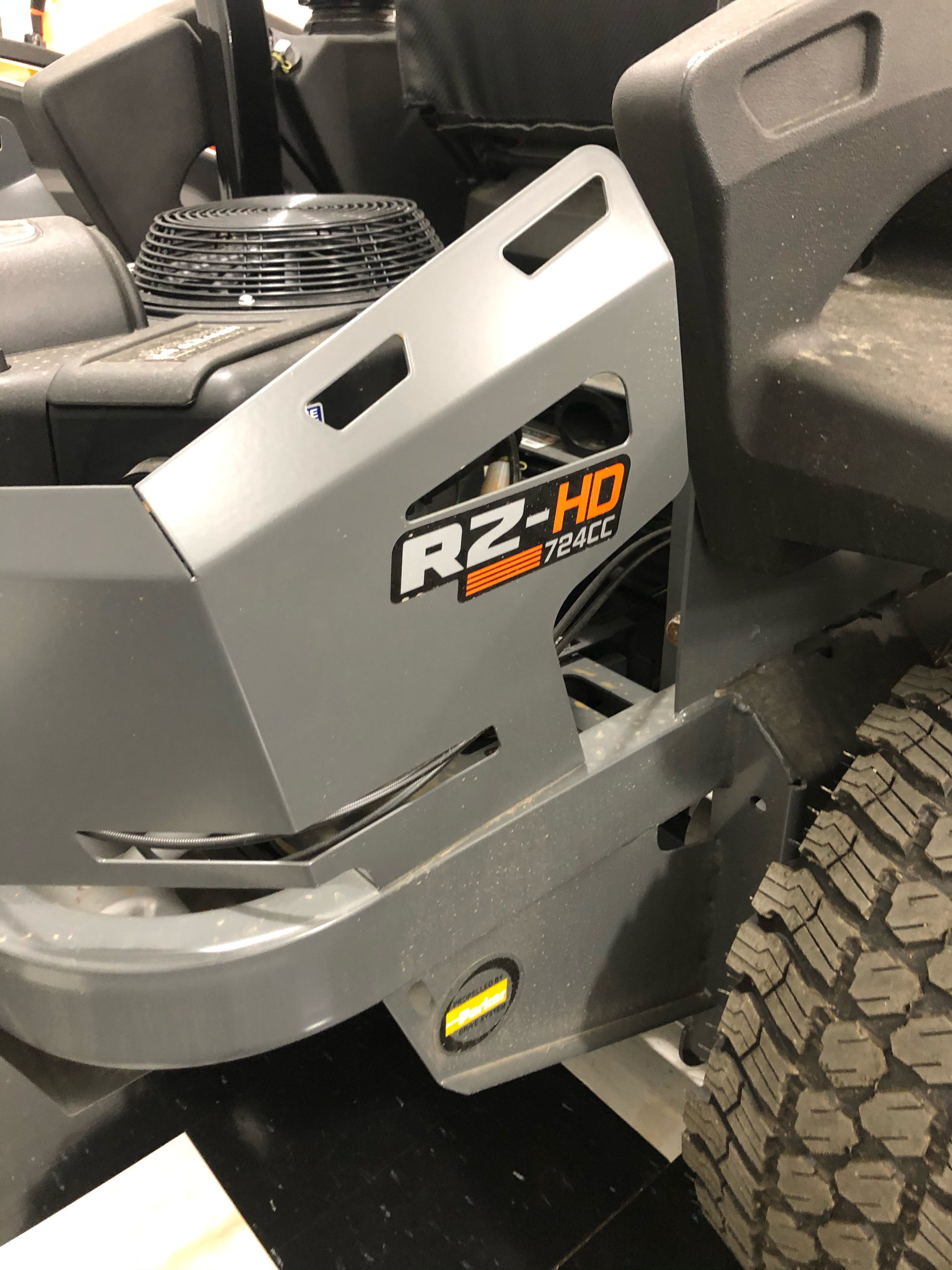 2020 Spartan Mowers RZ HD 48 in. Briggs & Stratton Commercial 25 hp in Lafayette, Louisiana - Photo 5