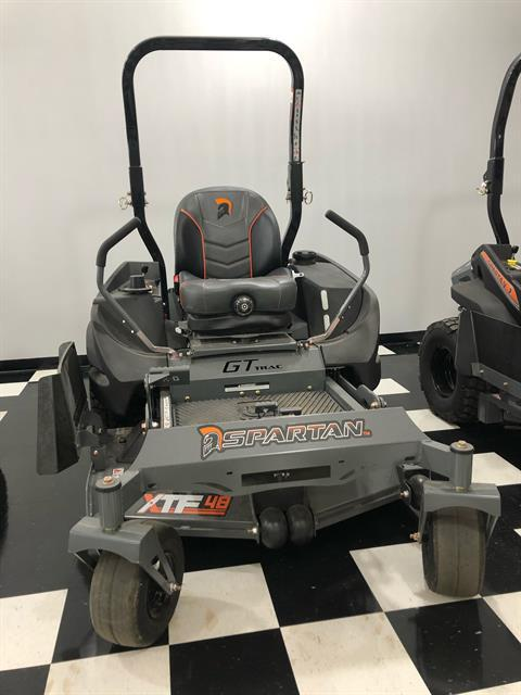 2020 Spartan Mowers RZ HD 48 in. Briggs & Stratton Commercial 25 hp in Lafayette, Louisiana - Photo 1
