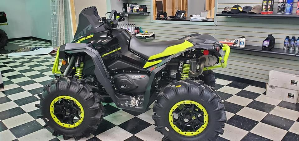 2020 Can-Am Renegade X MR 1000R in Lafayette, Louisiana - Photo 1