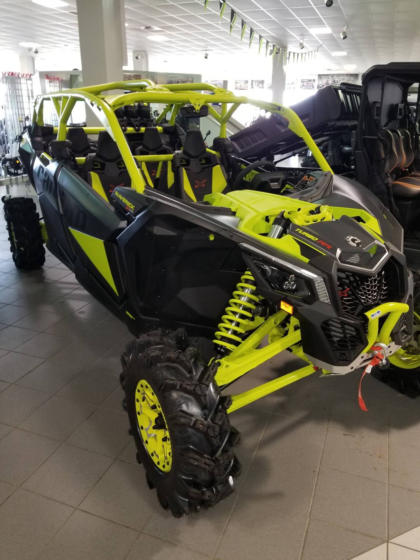2021 Can-Am Maverick X3 MAX X MR Turbo RR in Lafayette, Louisiana - Photo 2