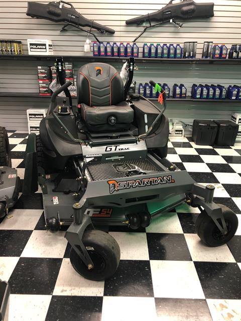 2020 Spartan Mowers SRT HD 54 in. Kawasaki FT730 26 hp in Lafayette, Louisiana - Photo 1