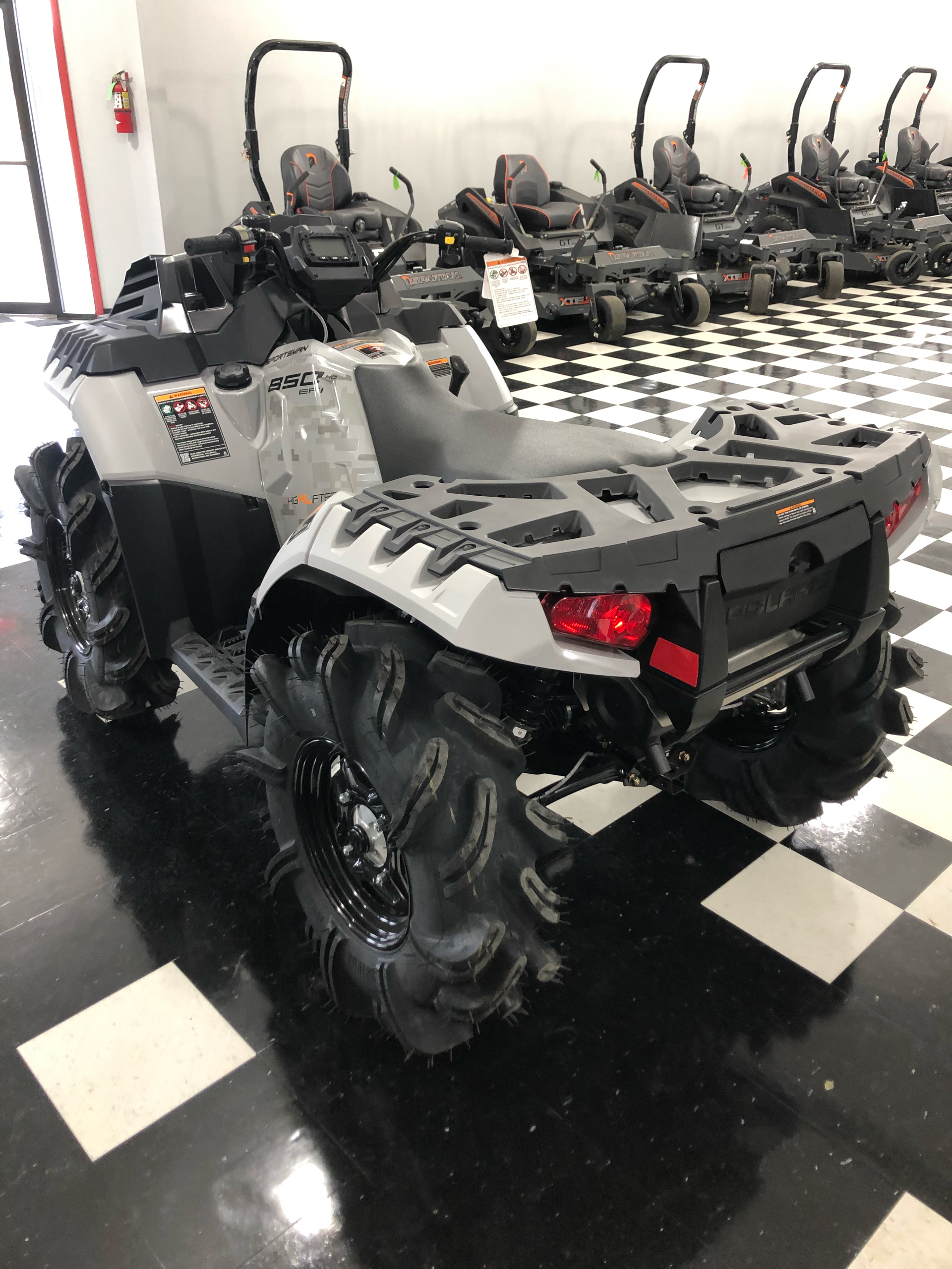 2021 Polaris Sportsman 850 High Lifter Edition in Lafayette, Louisiana - Photo 4