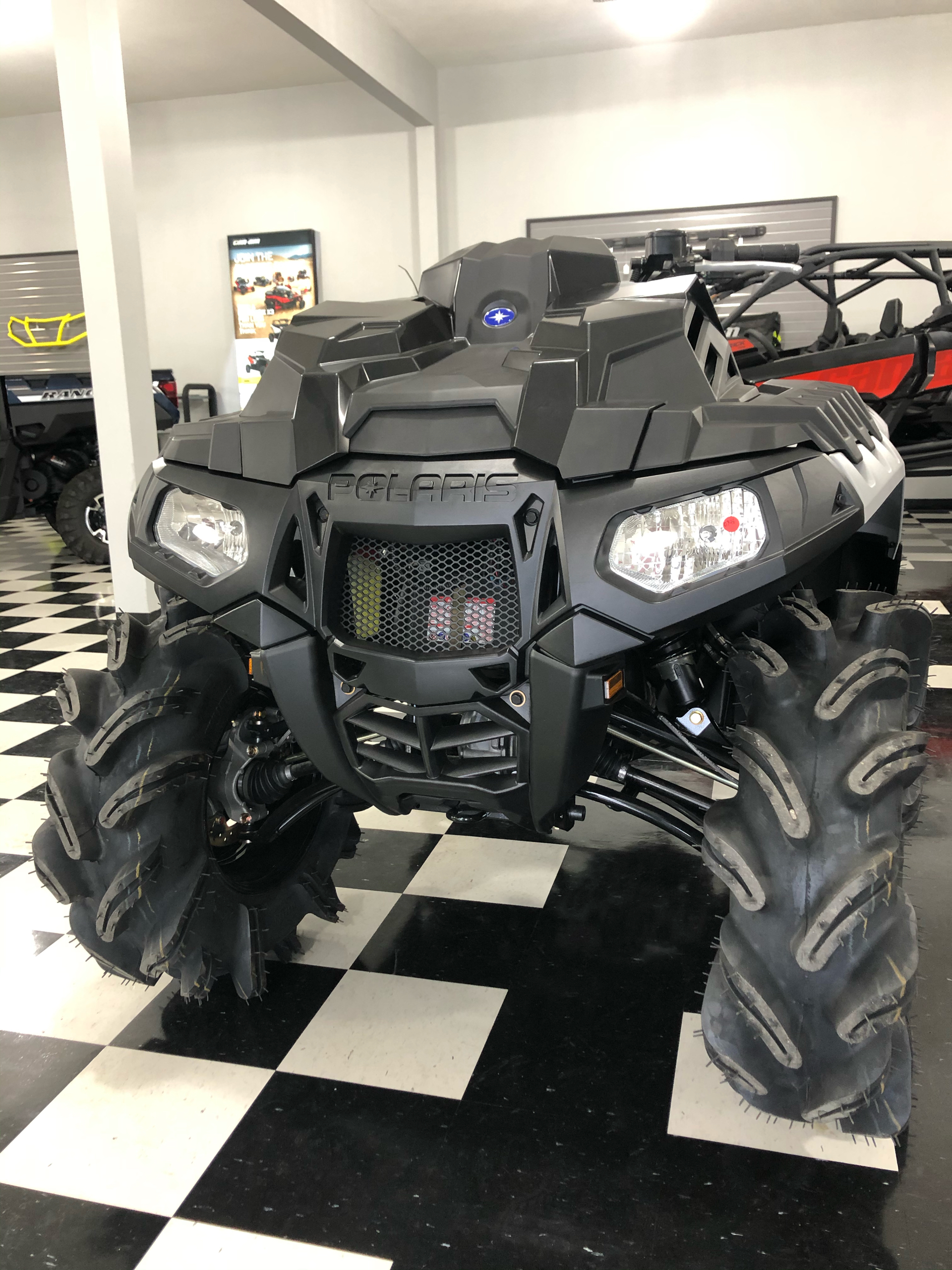 2021 Polaris Sportsman 850 High Lifter Edition in Lafayette, Louisiana - Photo 6