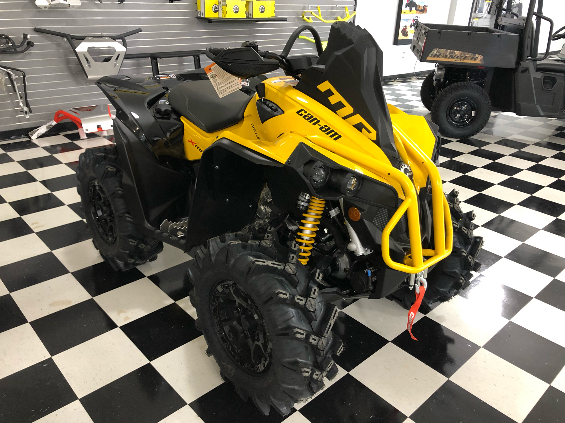 2021 Can-Am Renegade X MR 1000R with Visco-4Lok in Lafayette, Louisiana - Photo 4