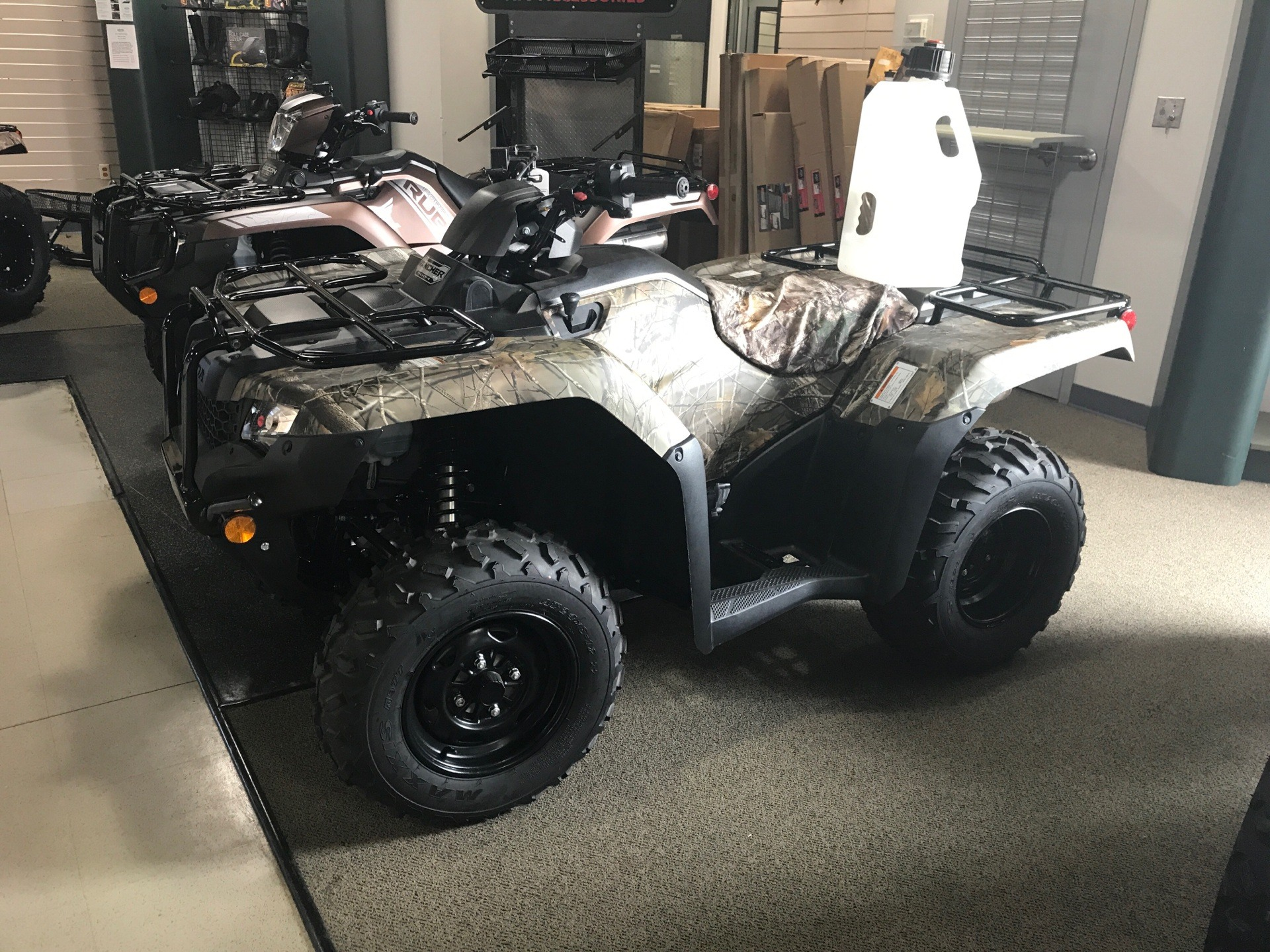 2019 Honda FourTrax Rancher 4x4 ES in Lafayette, Louisiana - Photo 1