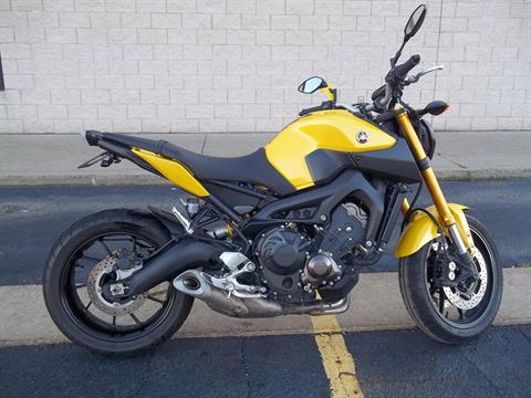 2015 Yamaha FZ-09 in Canton, Ohio