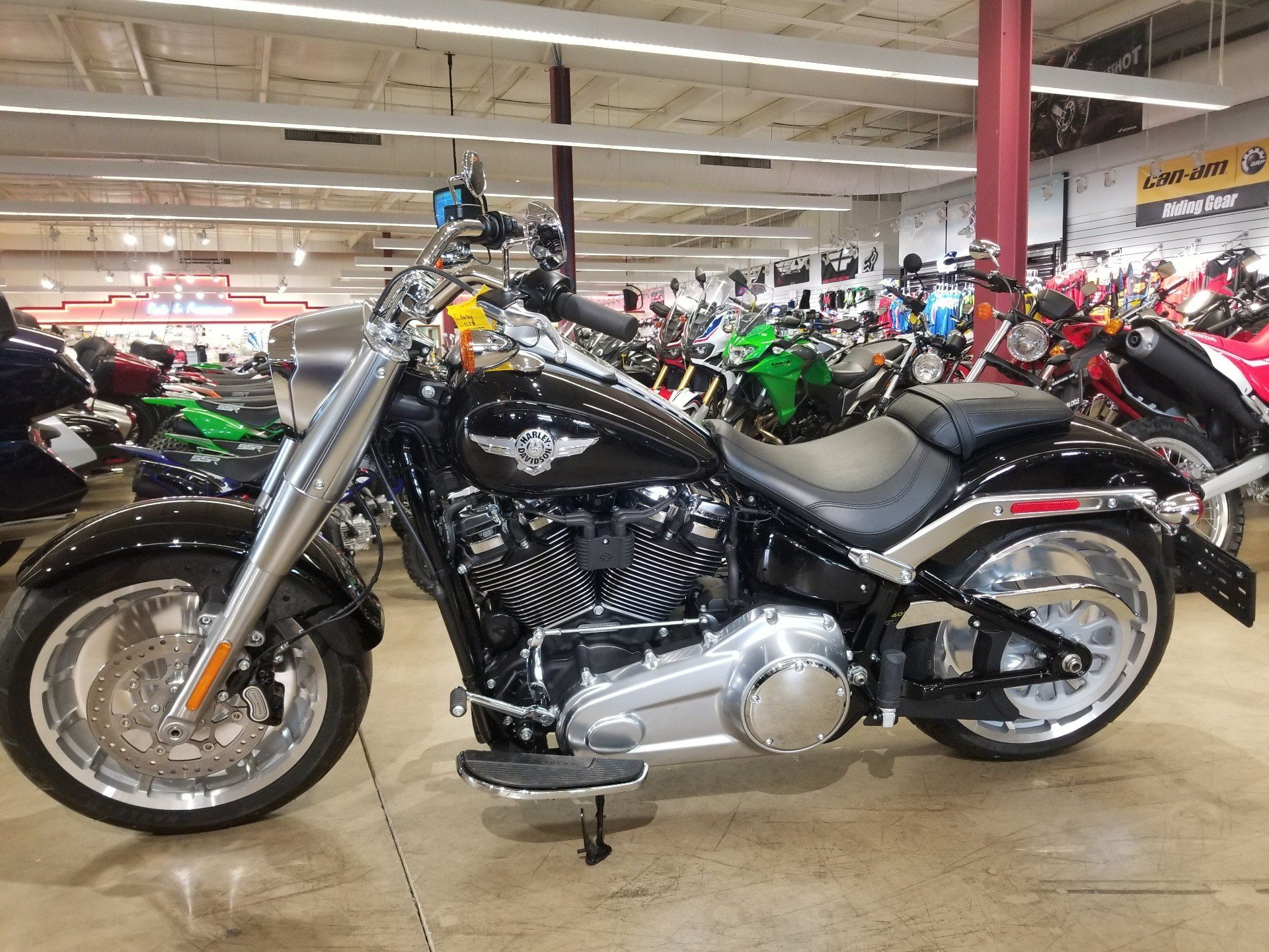 2018 Harley-Davidson Fat Boy® 107 in Canton, Ohio - Photo 3