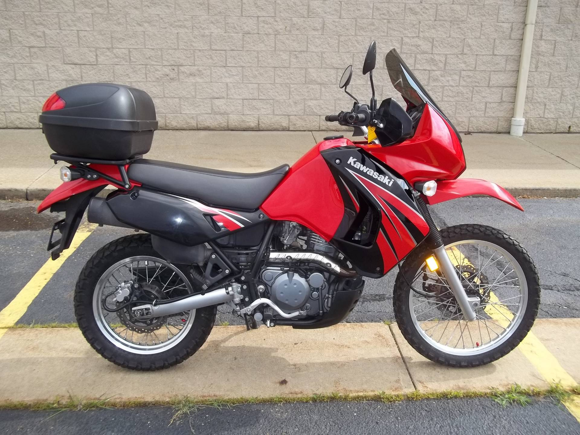 Used 2009 Kawasaki KLR™650 Motorcycles in Canton, OH | Stock Number ...