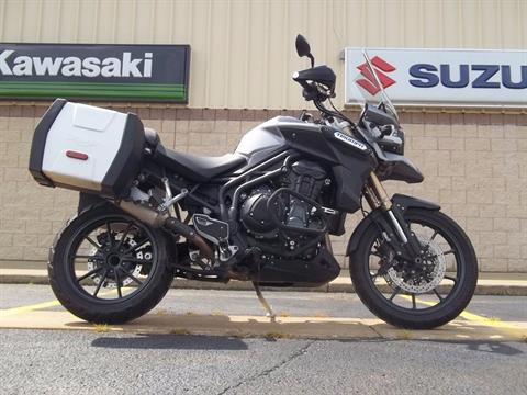2013 Triumph Tiger Explorer ABS in Canton, Ohio