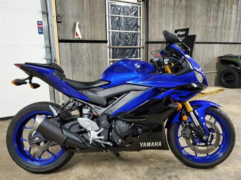 2019 Yamaha YZF-R3 in Canton, Ohio - Photo 1