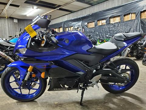 2019 Yamaha YZF-R3 in Canton, Ohio - Photo 3