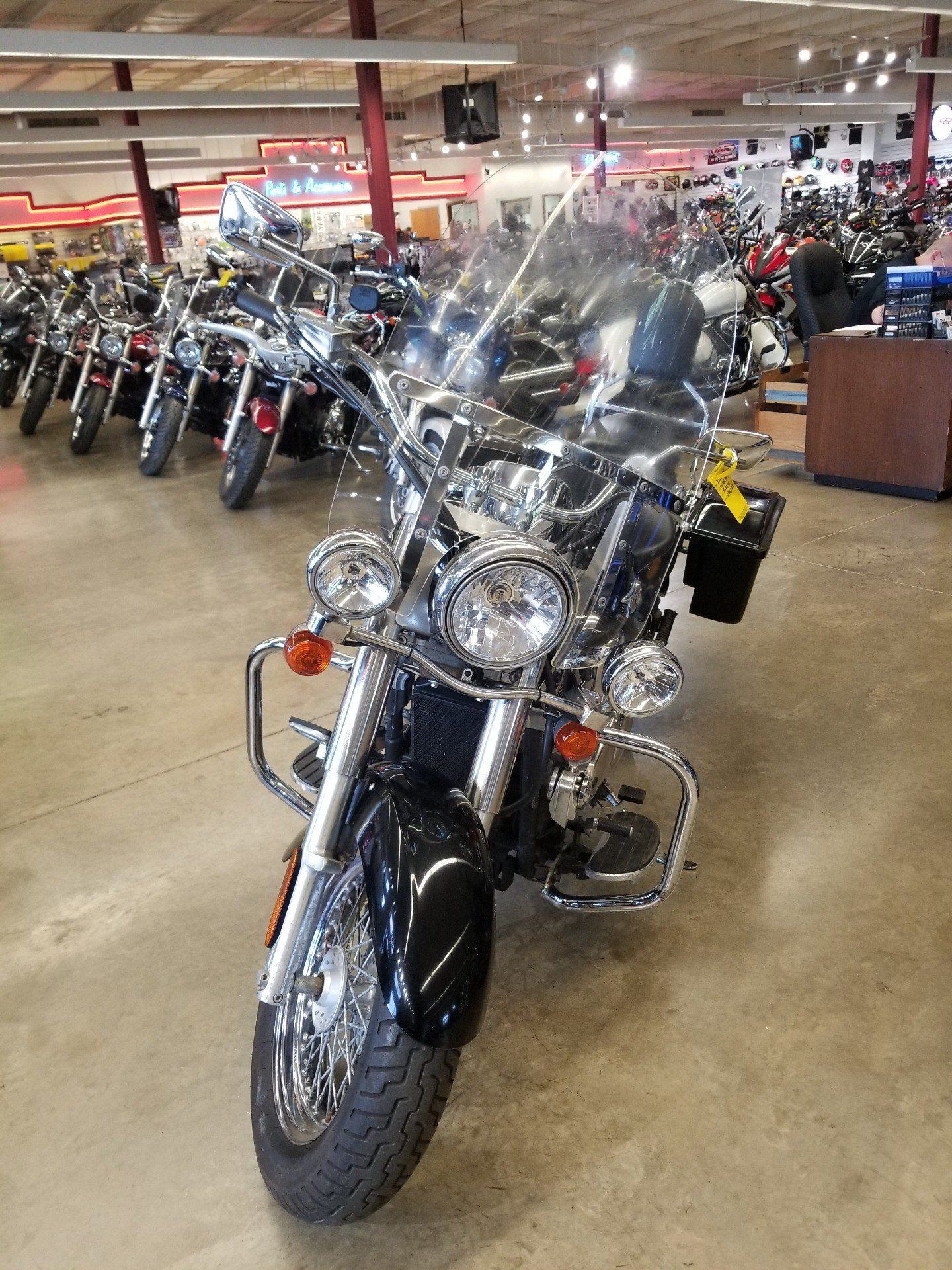2008 Kawasaki Vulcan® 900 Classic in Canton, Ohio - Photo 2