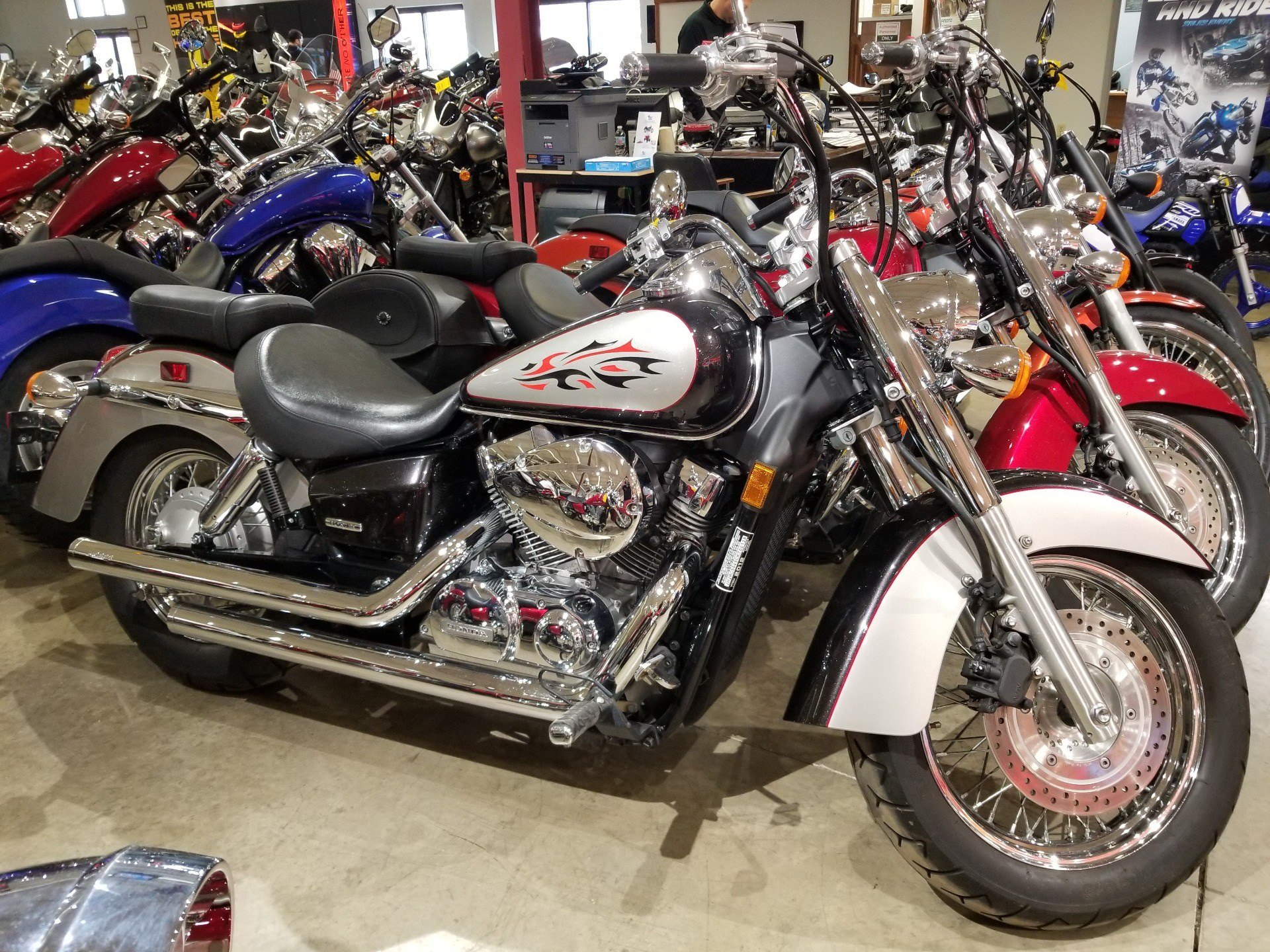 2012 Honda Shadow® Aero® in Canton, Ohio - Photo 1