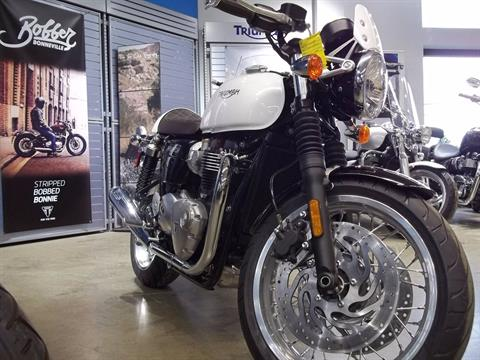 2016 Triumph Thruxton 1200 in Canton, Ohio