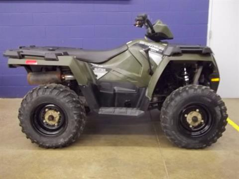 2016 Polaris Sportsman 450 H.O. in Canton, Ohio