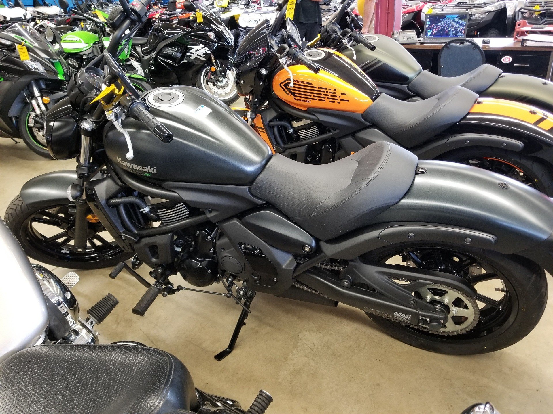 2017 Kawasaki Vulcan S in Canton, Ohio - Photo 3