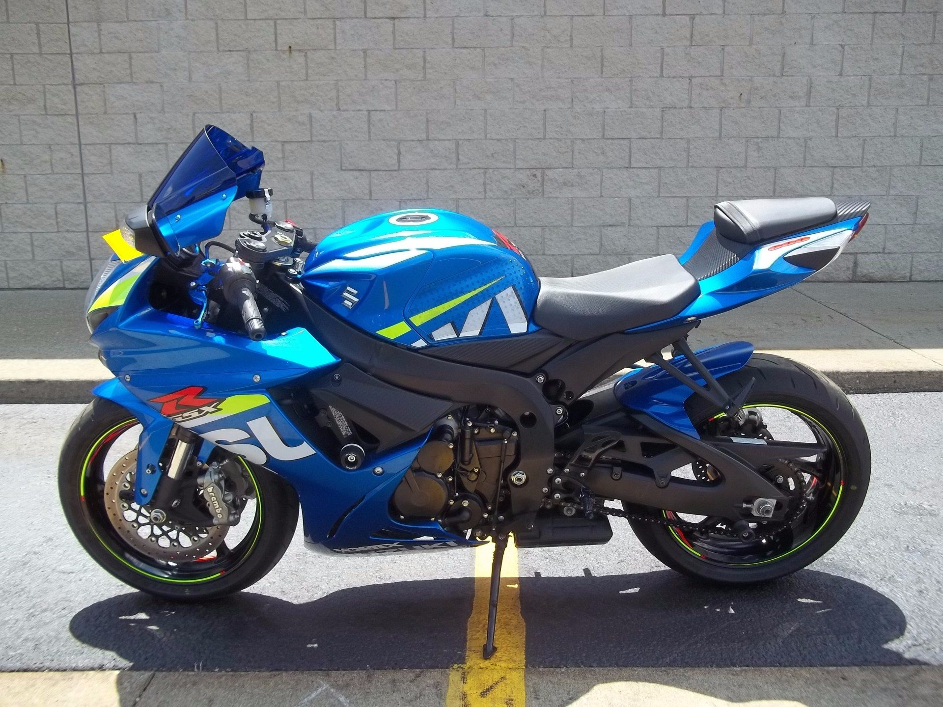 2015 Suzuki GSX-R600 in Canton, Ohio