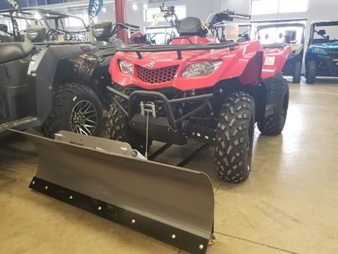 2019 Suzuki KingQuad 400ASi in Canton, Ohio - Photo 1