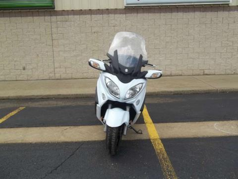 2013 Suzuki Burgman™ 650 ABS in Canton, Ohio