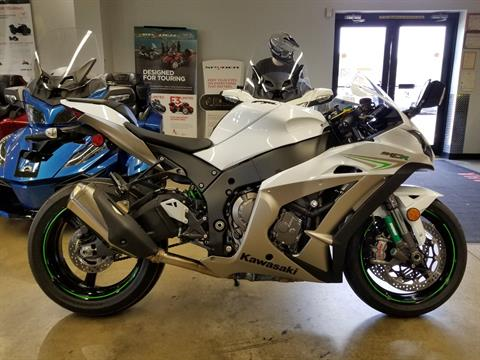 2017 Kawasaki NINJA ZX-10R ABS in Canton, Ohio