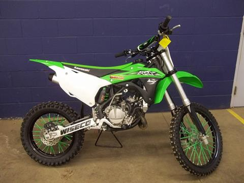 2016 Kawasaki KX100 in Canton, Ohio