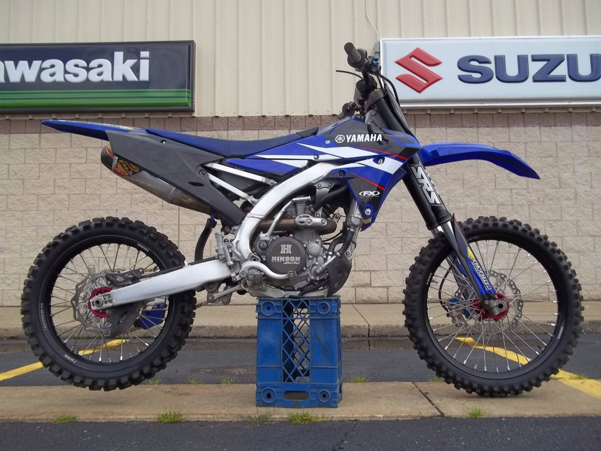 2014 Yamaha YZ250F  in Canton, Ohio