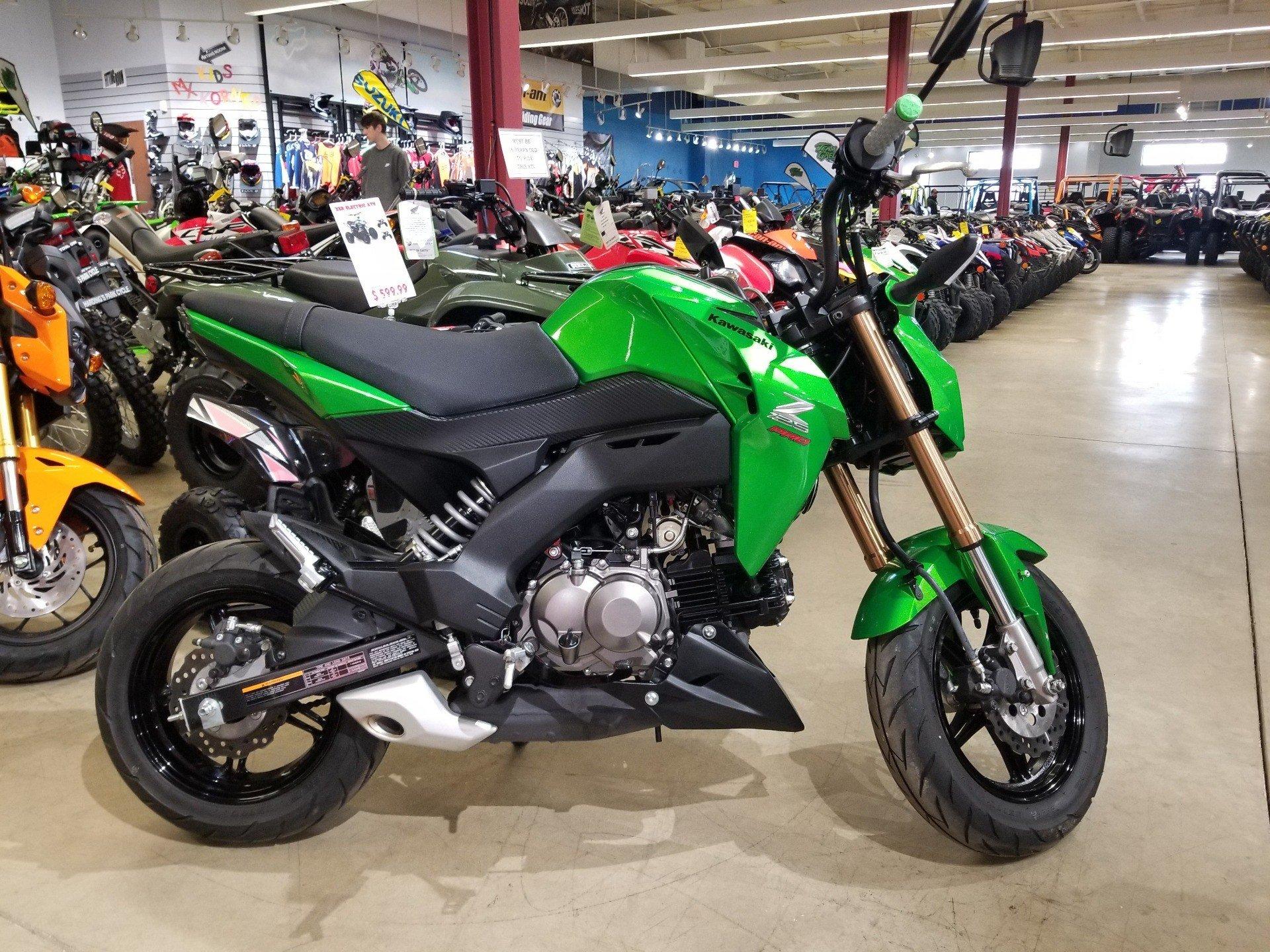2017 Kawasaki Z125 Pro >> 2017 Kawasaki Z125 Pro In Canton Ohio