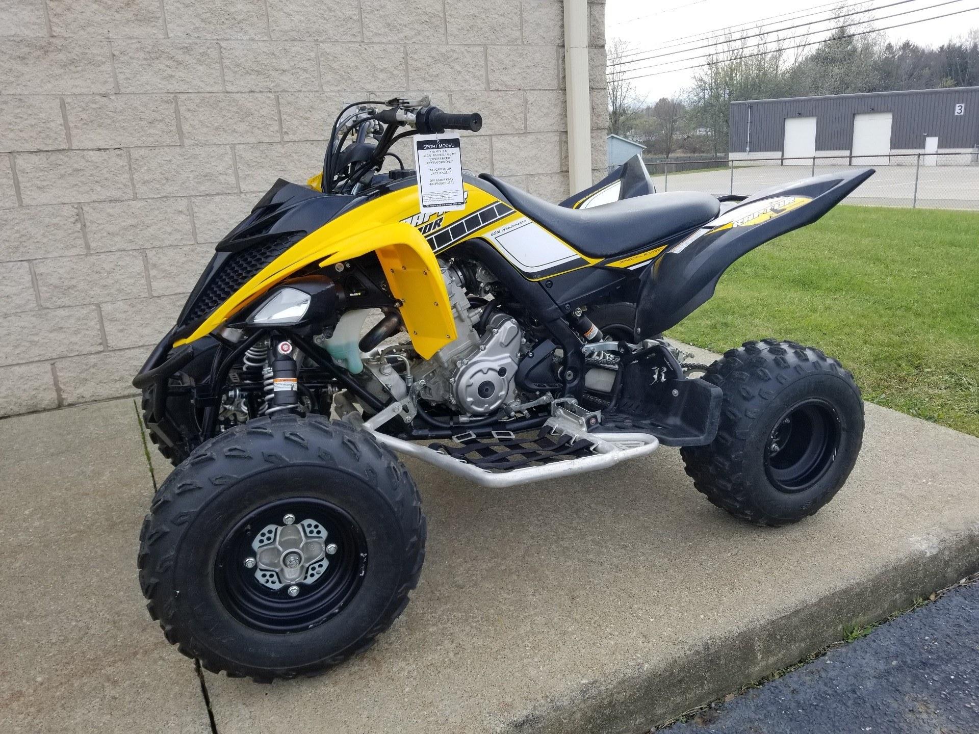 2016 Yamaha Raptor 700R SE for sale 228599