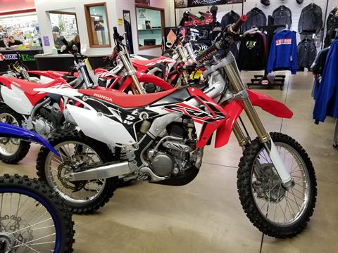 2017 Honda CRF250R in Canton, Ohio