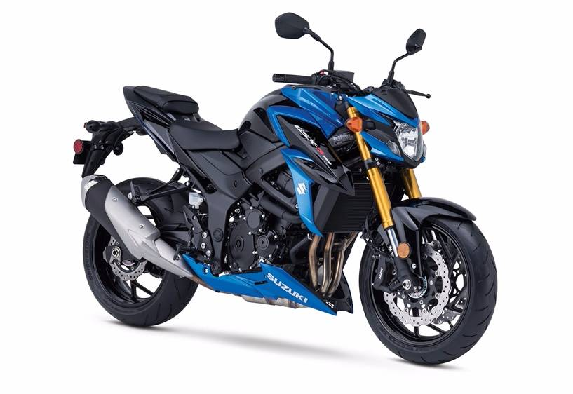 2018 Suzuki GSX-S750L8 in Canton, Ohio