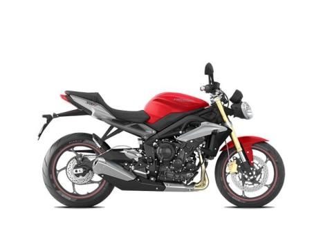 2016 Triumph Street Triple ABS in Canton, Ohio