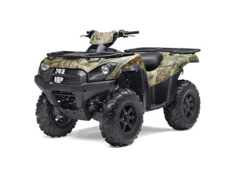 2016 Kawasaki Brute Force 750 4x4i EPS Camo in Canton, Ohio