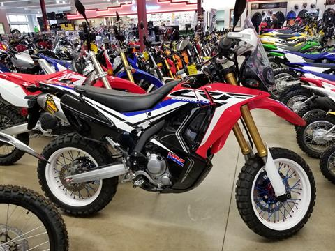 2017 Honda CRF250L Rally in Canton, Ohio
