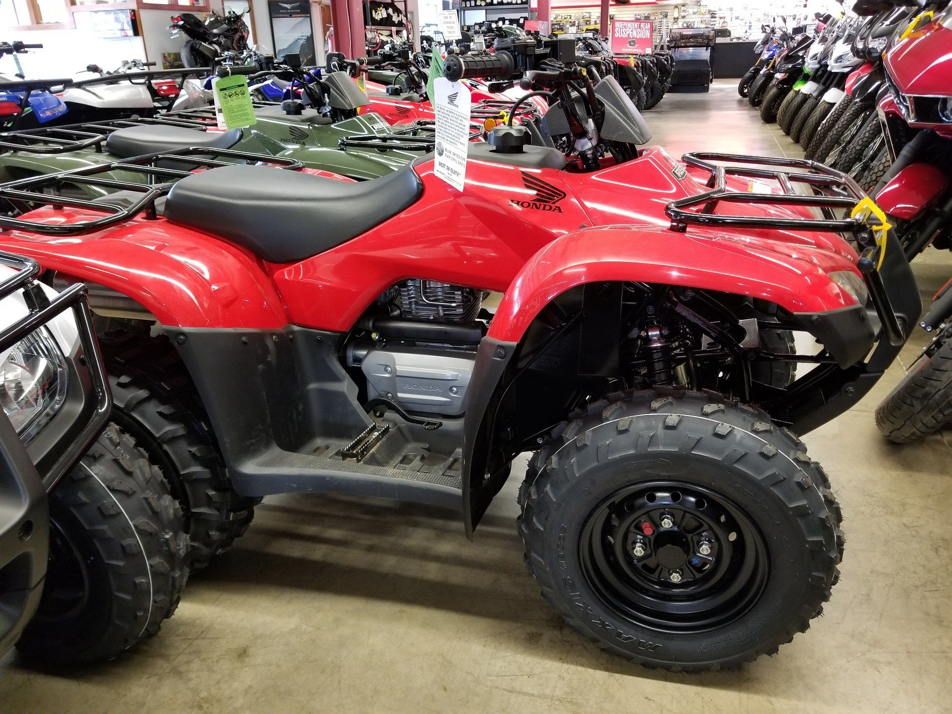 2018 Honda FourTrax Recon ES 1