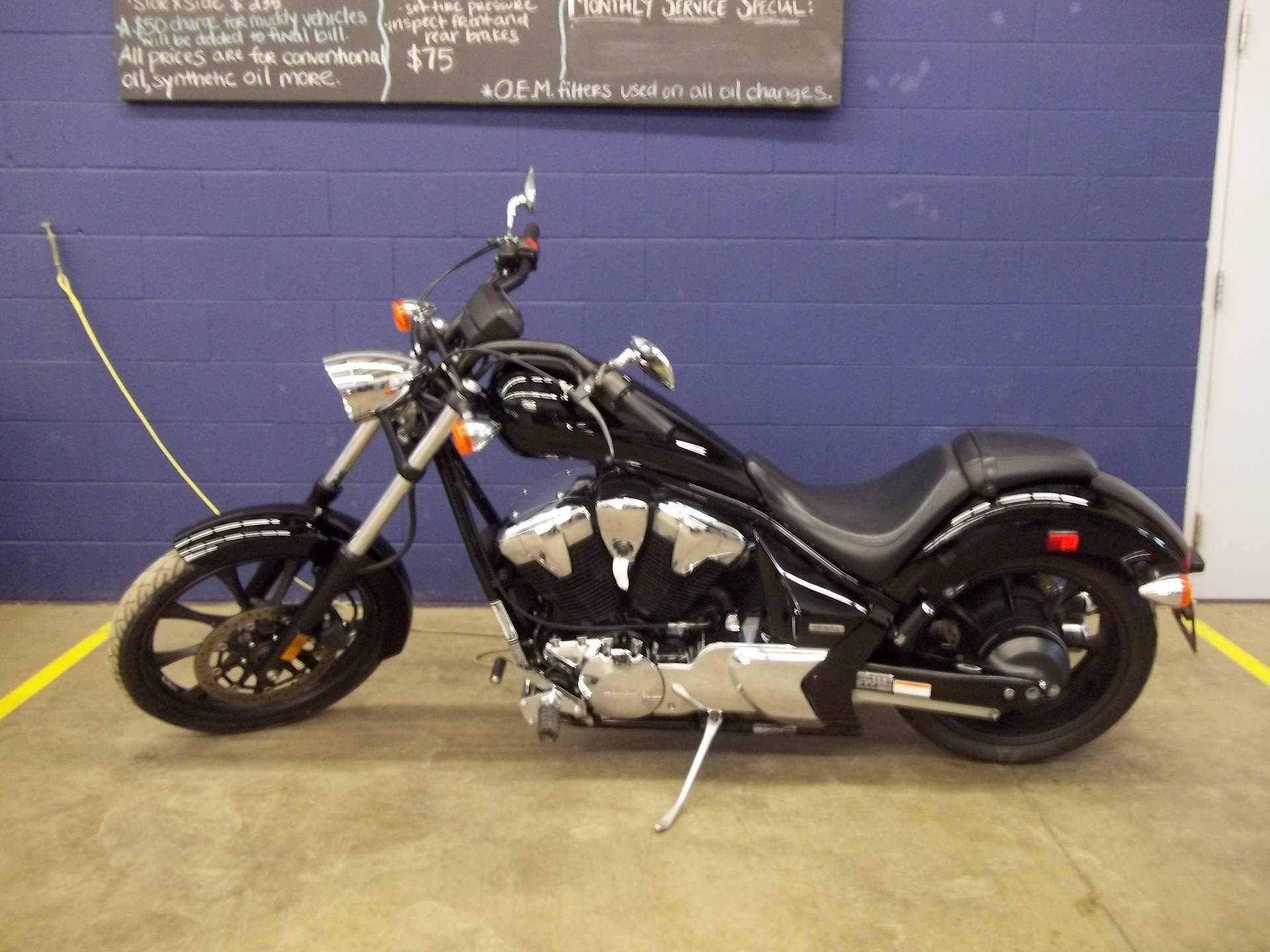 Used 2014 Honda Fury™ Motorcycles in Canton, OH | Stock Number: 4L8702