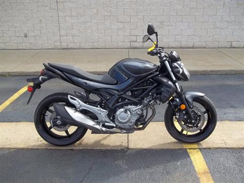 2013 Suzuki SFV650 in Canton, Ohio