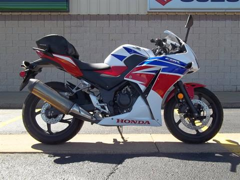 2015 Honda CBR®300R in Canton, Ohio