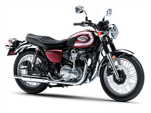 2020 Kawasaki W800 in Canton, Ohio - Photo 1