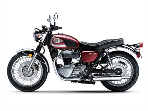 2020 Kawasaki W800 in Canton, Ohio - Photo 3