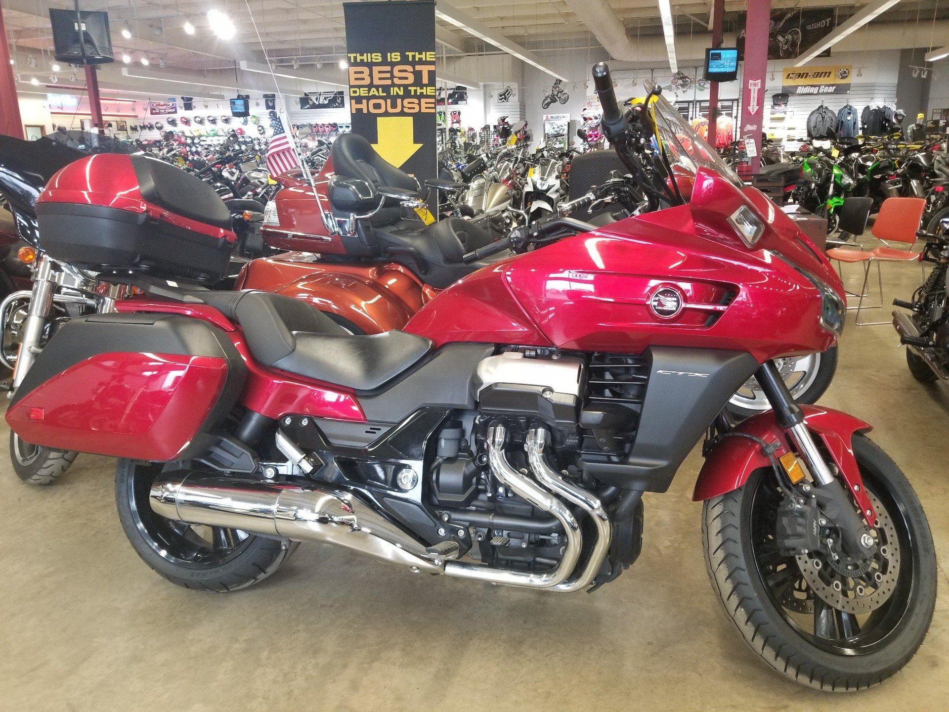 2014 Honda CTX®1300 Deluxe in Canton, Ohio - Photo 1