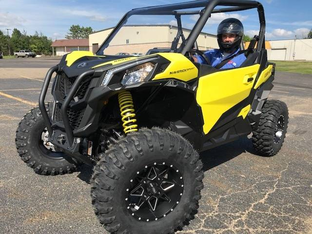 2019 Can-Am Maverick Sport DPS 1000R in Canton, Ohio
