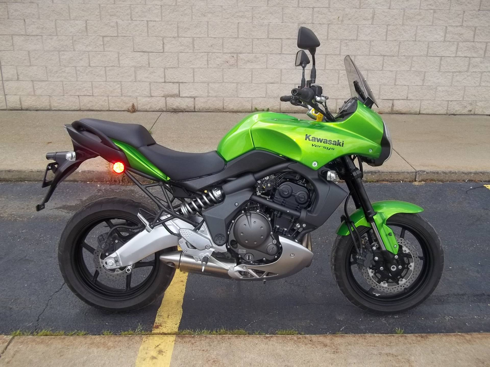 Used 2009 Kawasaki Versys™ Motorcycles in Canton, OH | Stock Number ...