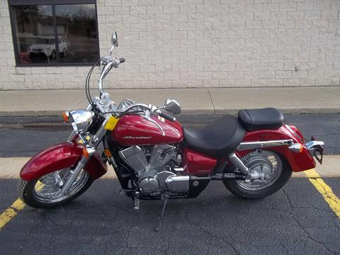 2015 Honda Shadow Aero® in Canton, Ohio