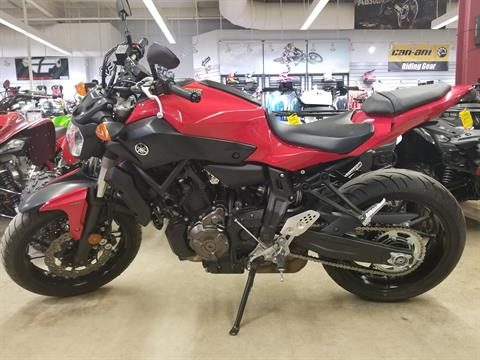 2017 Yamaha FZ-07 ABS in Canton, Ohio
