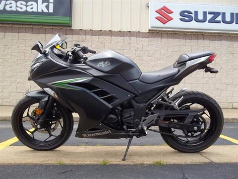 2016 Kawasaki Ninja 300 in Canton, Ohio