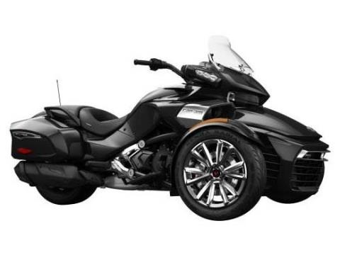 2016 Can-Am Spyder F3 Limited in Canton, Ohio